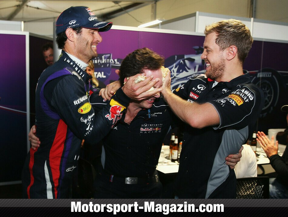 Formel 1 2013, US GP, Austin, Texas, Sebastian Vettel, Red Bull Racing, Bild: Red Bull