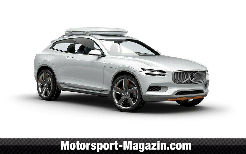 Auto 2014, Verschiedenes, Bild: Volvo