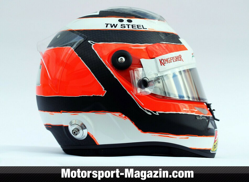 Formel 1 2014, Verschiedenes, Nico H�lkenberg, Force India, Bild: Force India