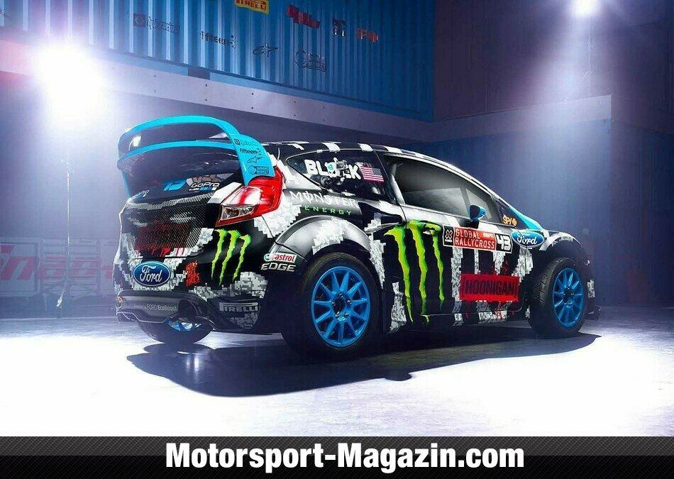 WRC 2014, Präsentationen, Ken Block, , Bild: Hoonigan Racing