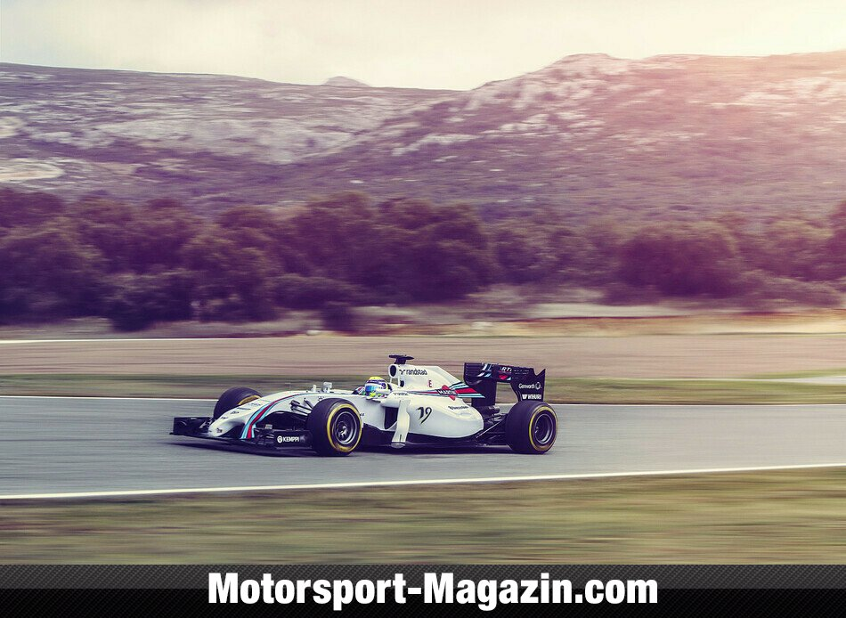 Formel 1 2014, Pr�sentationen, Williams, Bild: Williams