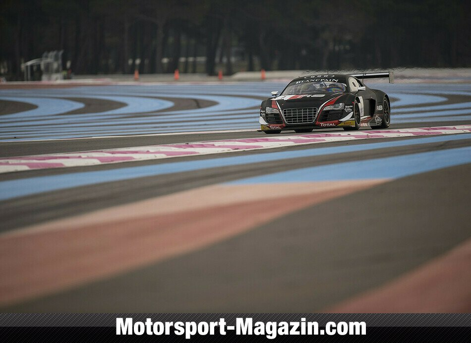 Blancpain GT Series 2014, Testfahrten, Frank Stippler, , Bild: Brecht Decancq Photography