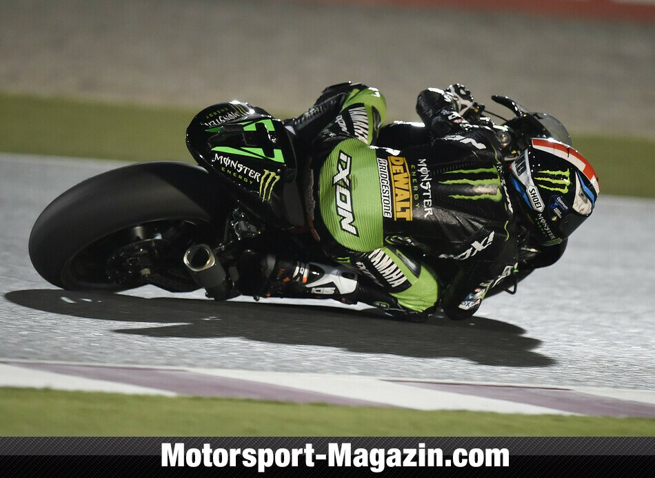 MotoGP 2014, Katar GP, Losail, Bradley Smith, Monster Yamaha Tech 3, Bild: Milagro