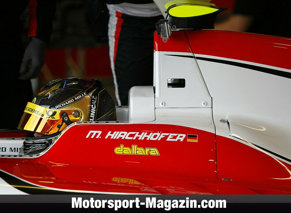 GP3 2014, Testfahrten, Marvin Kirchh�fer, ART Grand Prix, Bild: GP3 Series