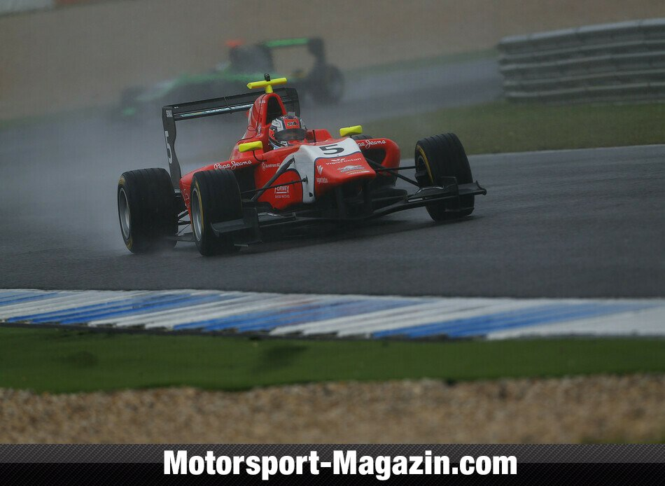 GP3 2014, Testfahrten, Jann Mardenborough, Arden International, Bild: GP3 Series