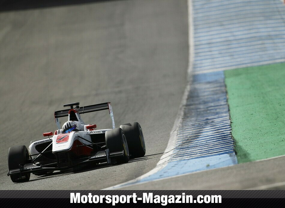 GP3 2014, Testfahrten, Alex Fontana, ART Grand Prix, Bild: GP3
