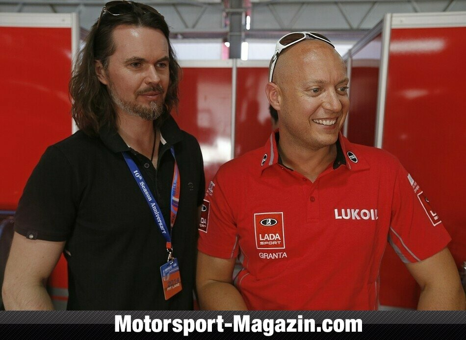 WTCC 2014, Marokko, Marrakech, James Thompson, LADA Sport Lukoil, Bild: WTCC