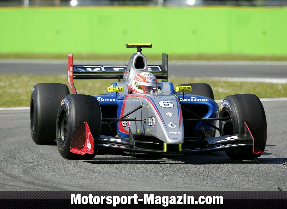 WS by Renault 2014, Italien, Monza, Luca Ghiotto, International Draco Racing, Bild: WS by Renault