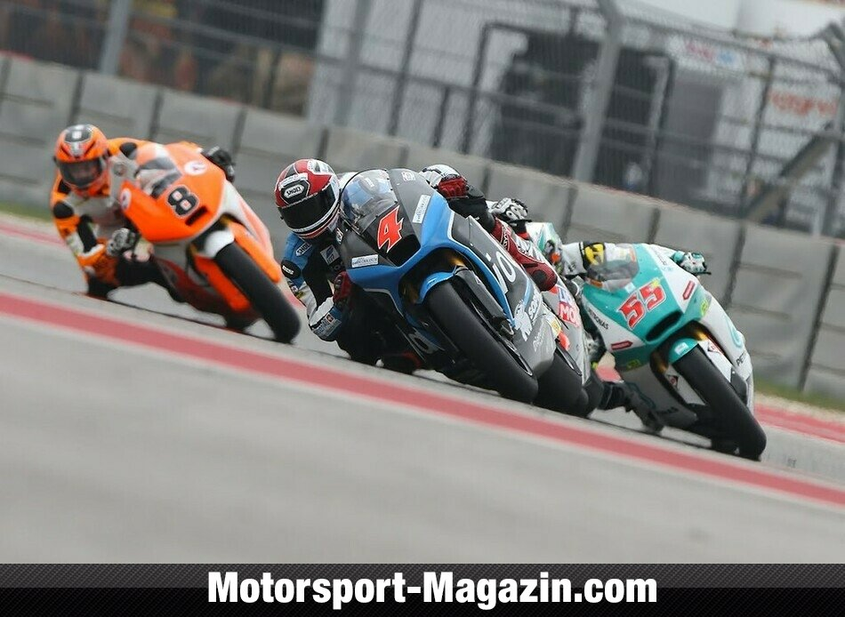 Moto2 2014, American GP, Austin, Ioda Racing Project, Bild: Ioda Racing