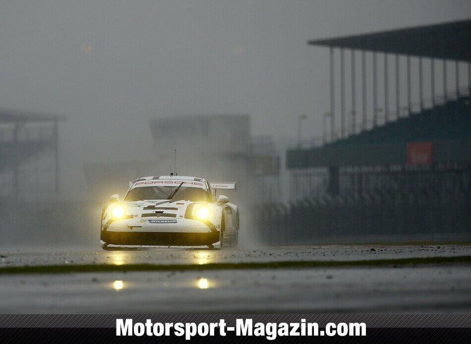 WEC 2014, Silverstone, Silverstone, Marco Holzer, Porsche AG Team Manthey, Bild: Porsche