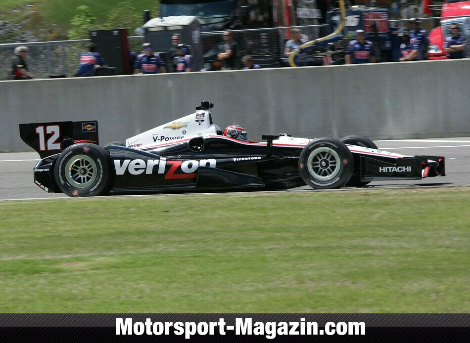 IndyCar 2014, Alabama, Barber, Will Power, Team Penske, Bild: IndyCar
