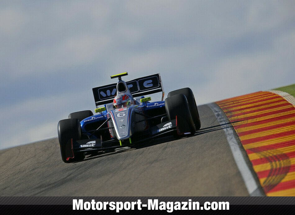 WS by Renault 2014, Spanien, Portimao, Luca Ghiotto, International Draco Racing, Bild: WS by Renault