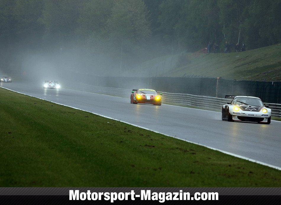 WEC 2014, Spa-Francorchamps, Spa-Francorchamps, Matthieu Vaxiviére, ProSpeed Competition, Bild: Speedpictures