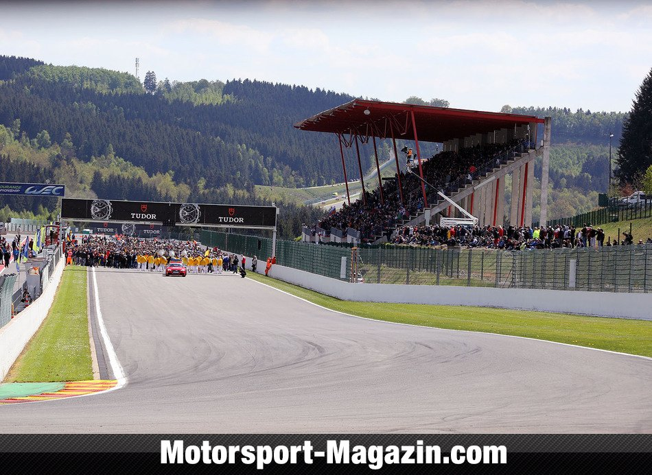 WEC 2014, Spa-Francorchamps, Spa-Francorchamps, Bild: Speedpictures