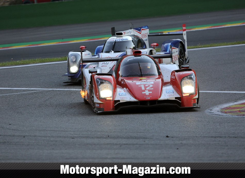WEC 2014, Spa-Francorchamps, Spa-Francorchamps, Nick Heidfeld, Rebellion Racing, Bild: Speedpictures