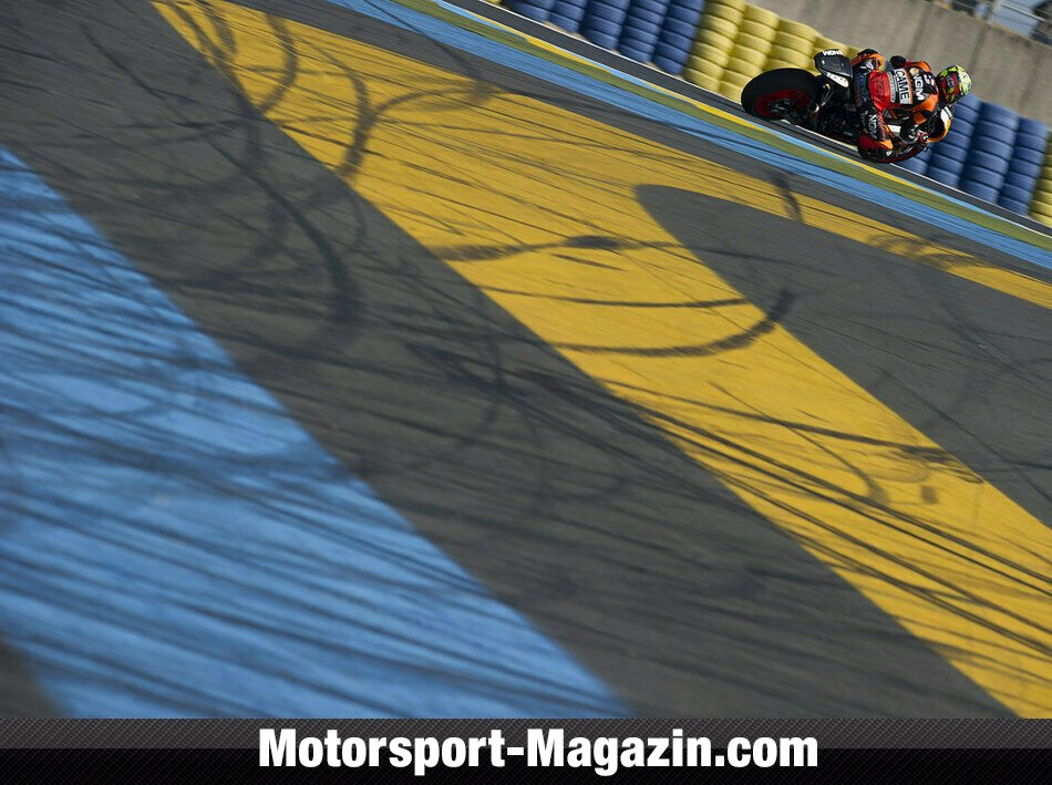 MotoGP 2014, Frankreich GP, Le Mans, Colin Edwards, Forward Team, Bild: Forward
