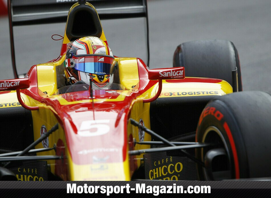 GP2 2014, Monaco, Monaco, Raffaele Marciello, Racing Engineering, Bild: GP2 Series