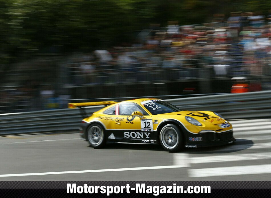 Supercup 2014, Monaco, Monaco, Philipp Eng, Team Project 1, Bild: Porsche
