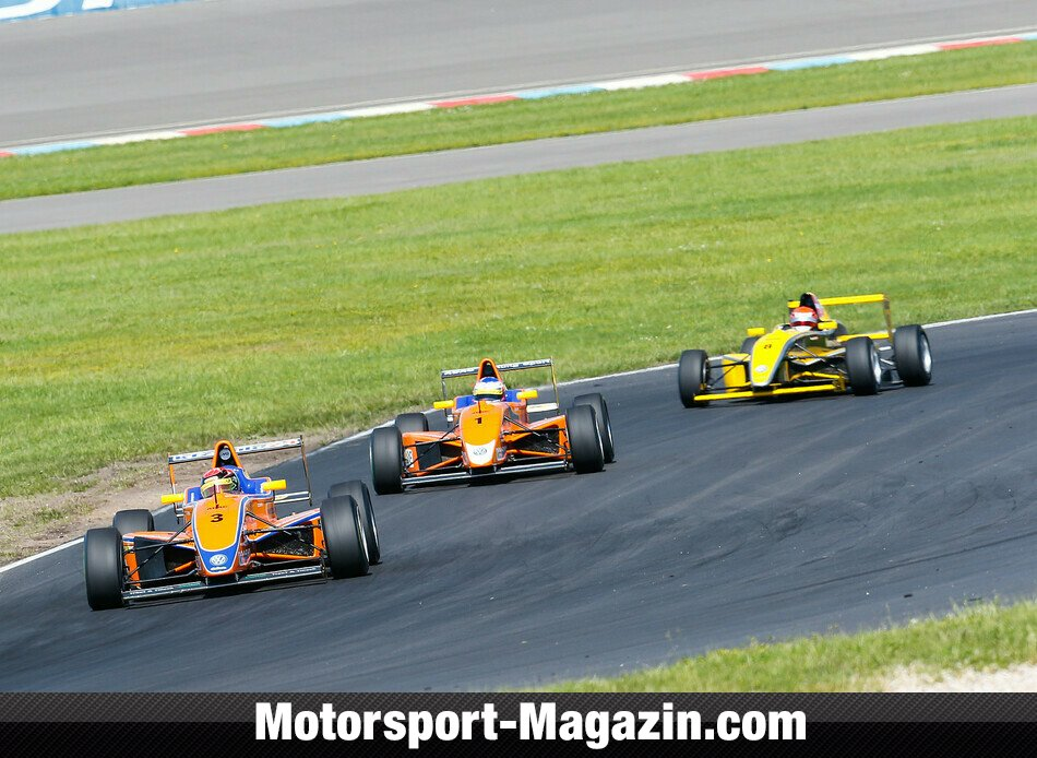 ADAC Formel Masters 2014, Lausitzring, Klettwitz, Marvin Dienst, ADAC Berlin-Brandenburg e.V. - Team Mücke Motorsport, Bild: ADAC Formel Masters