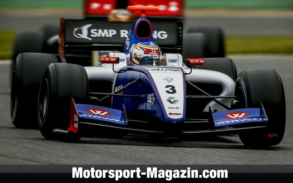 WS by Renault 2014, Belgien, Spa-Francorchamps, Sergey Sirotkin, Fortec Motorsports, Bild: WS by Renault