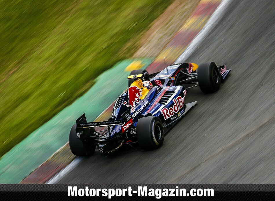 WS by Renault 2014, Belgien, Spa-Francorchamps, Pierre Gasly, Arden Motorsport, Bild: WS by Renault