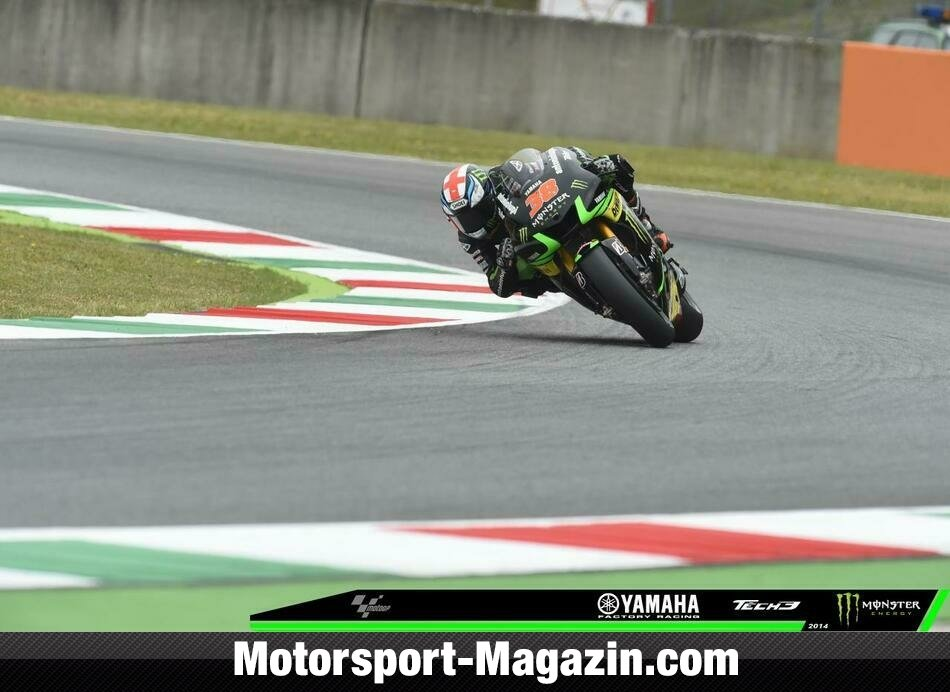 MotoGP 2014, Italien GP, Mugello, Bradley Smith, Tech 3 Yamaha, Bild: Tech 3 Yamaha