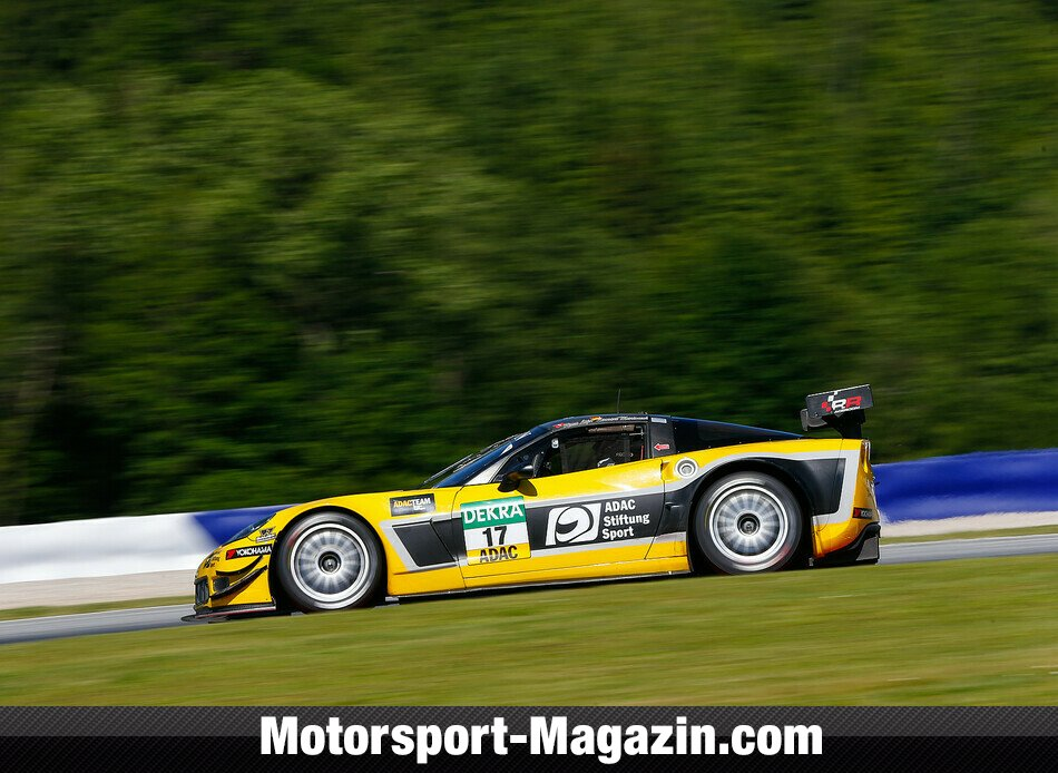 ADAC GT Masters 2014, Red Bull Ring, Spielberg, Lennart Marioneck, Callaway Competition, Bild: ADAC GT Masters
