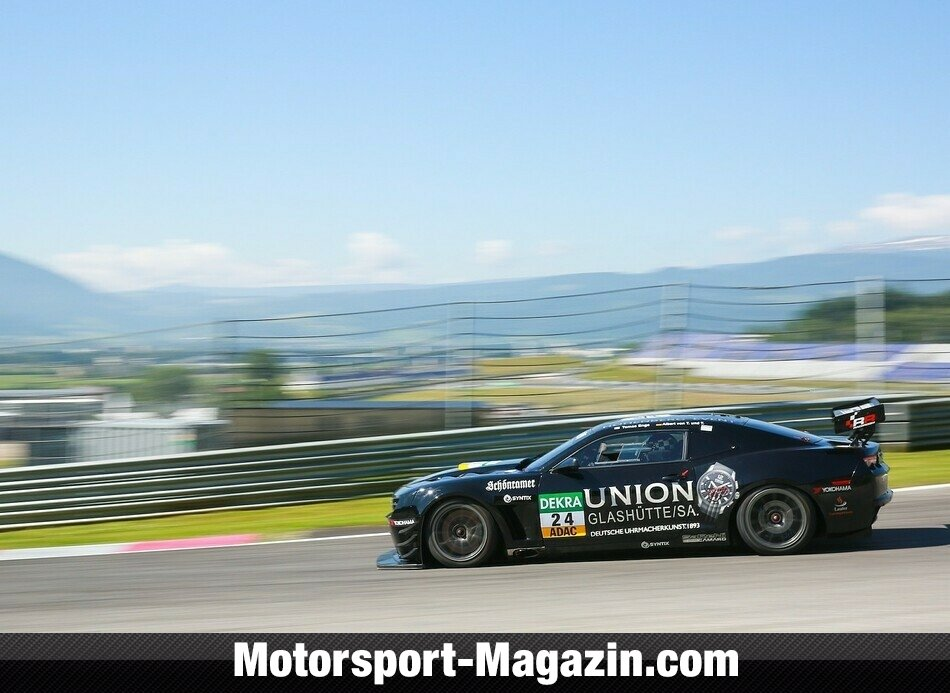 ADAC GT Masters 2014, Red Bull Ring, Red Bull Ring, Tom� Enge, Reiter Engineering, Bild: ADAC GT Masters