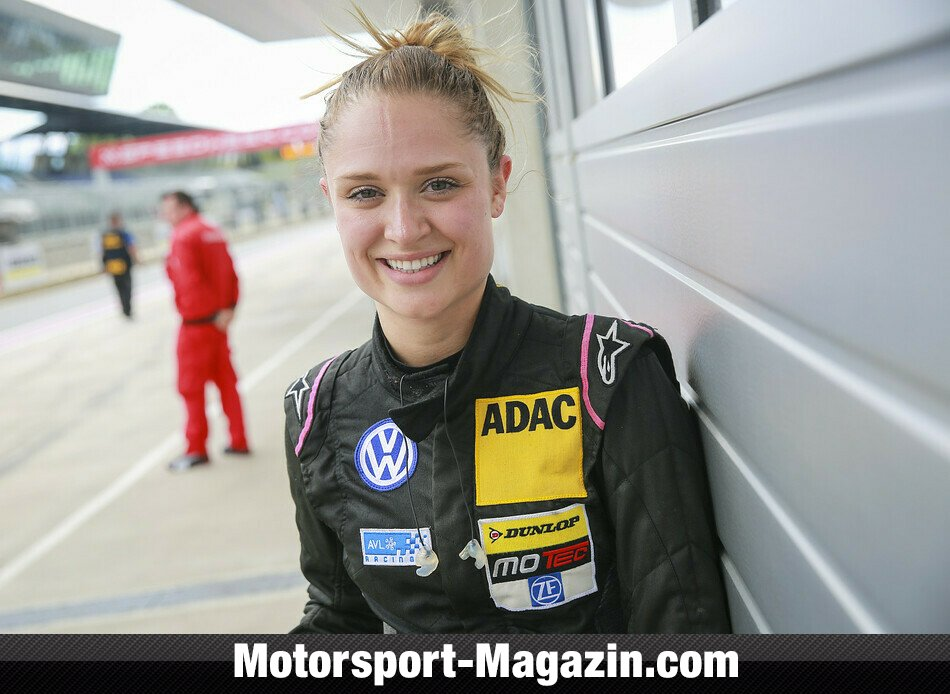 ADAC Formel Masters 2014, Red Bull Ring, Red Bull Ring, Corinna Kamper, HS Engineering GMBH, Bild: ADAC Formel Masters