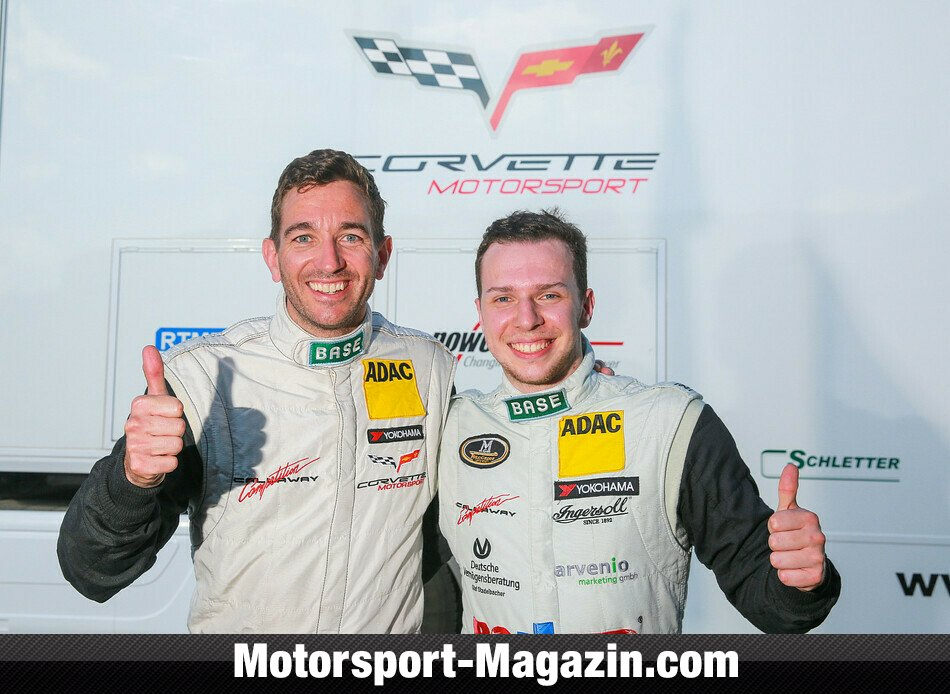 ADAC GT Masters 2014, Red Bull Ring, Spielberg, Oliver Gavin, Callaway Competition, Bild: ADAC GT Masters