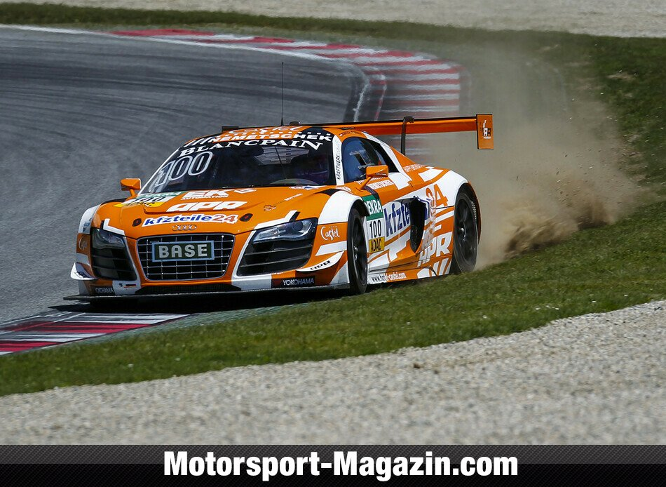 ADAC GT Masters 2014, Red Bull Ring, Red Bull Ring, Daniel Dobitsch, kfzteile24 APR Motorsport, Bild: ADAC GT Masters