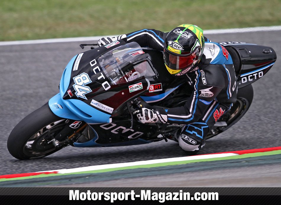 MotoGP 2014, Catalunya GP, Barcelona, Michel Fabrizio, Ioda Racing Project, Bild: Ioda Racing Project