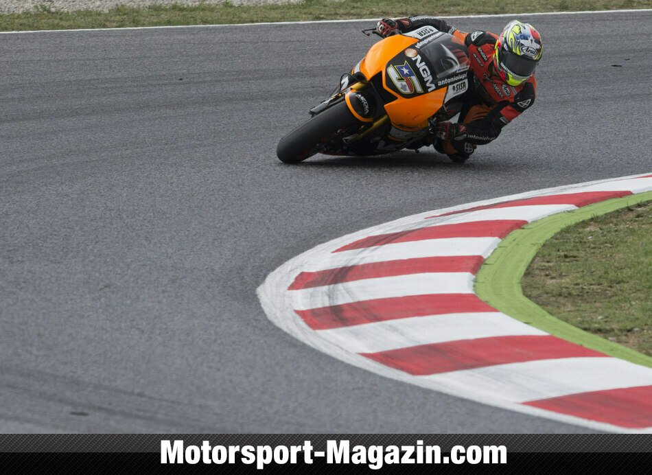 MotoGP 2014, Catalunya GP, Barcelona, Colin Edwards, Forward Team, Bild: Forward Racing