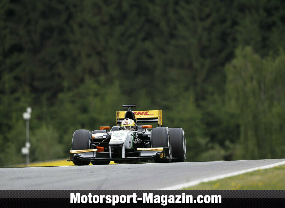 GP2 2014, Red-Bull-Ring, Spielberg, Daniel Abt, Hilmer Motorsport, Bild: GP2 Series