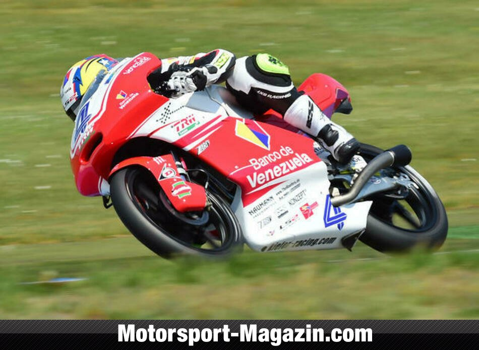Moto3 2014, Niederlande GP, Assen, Gabriel Ramos, Kiefer Racing, Bild: Kiefer Racing