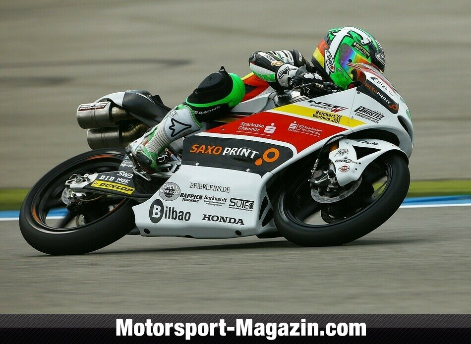 Moto3 2014, Niederlande GP, Assen, Efren Vazquez, Racing Team Germany, Bild: Racing Team Germany