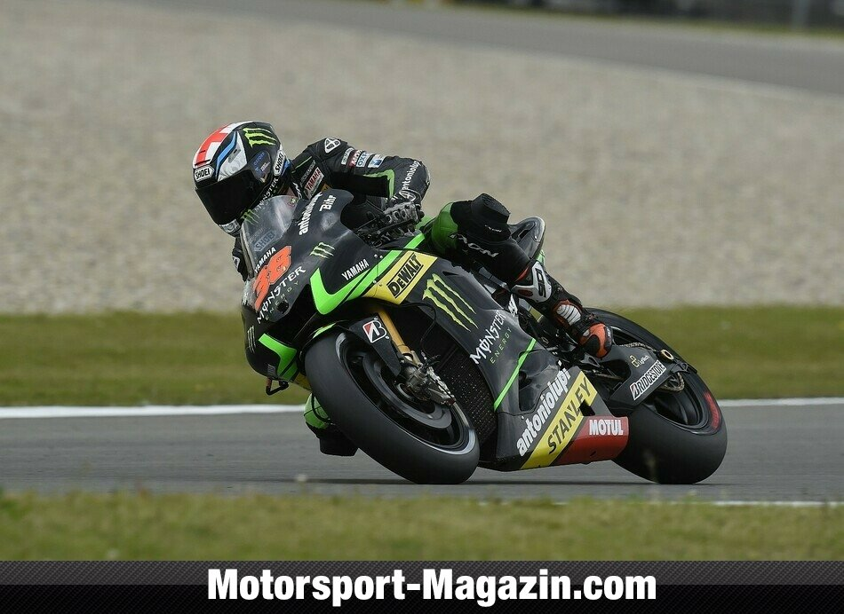 MotoGP 2014, Niederlande GP, Assen, Bradley Smith, Tech 3 Yamaha, Bild: Tech 3