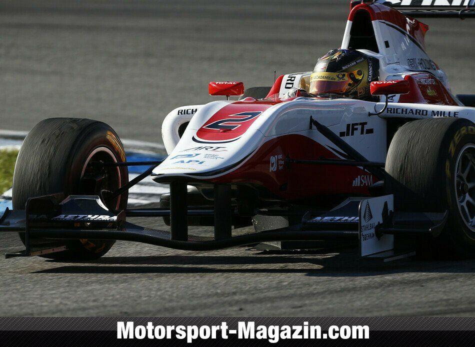 GP3 2014, Hockenheim, Hockenheim, Marvin Kirchh�fer, ART Grand Prix, Bild: GP3 Series
