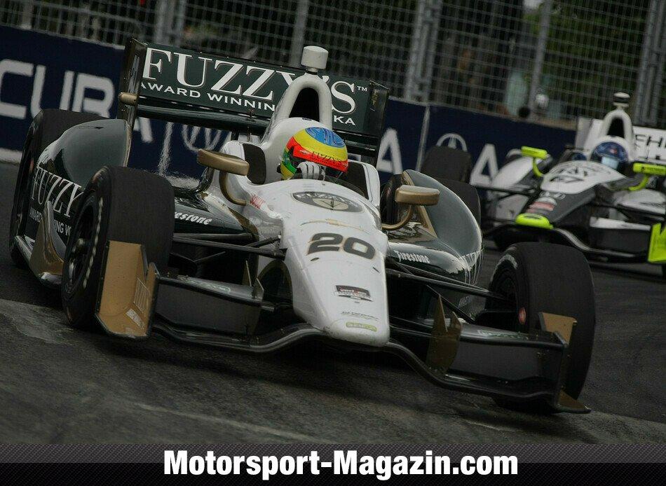 New Orleans 2015 Im Kalender Indycar Motorsport