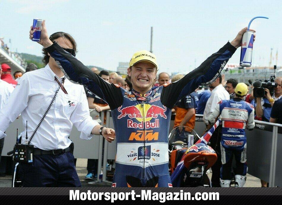Moto3 2014, Deutschland GP, Hohenstein-Ernstthal, Jack Miller, Red Bull KTM Ajo, Bild: KTM