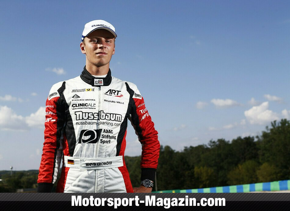 GP3 2014, Hungaroring, Budapest, Marvin Kirchhöfer, ART Grand Prix, Bild: GP3 Series