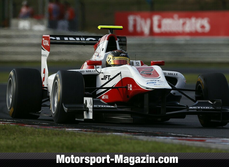 GP3 2014, Hungaroring, Budapest, Marvin Kirchh�fer, ART Grand Prix, Bild: GP3 Series