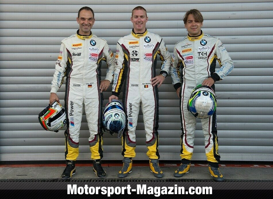 Blancpain GT Series 2014, Augusto Farfus, , Bild: SpotOn Marketing