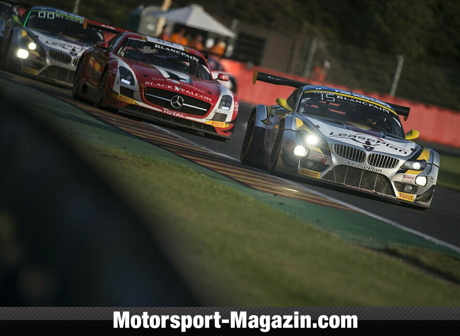 Blancpain GT Serien 2014, Augusto Farfus, , Bild: SpotOn Marketing