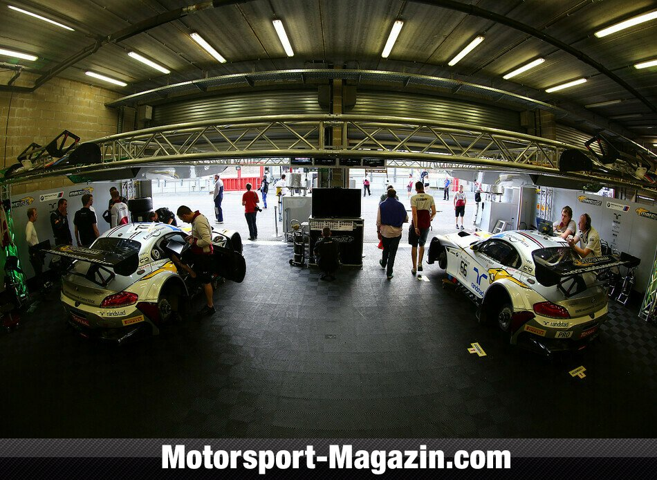 Blancpain GT Series 2014, Bild: SpotOn Marketing