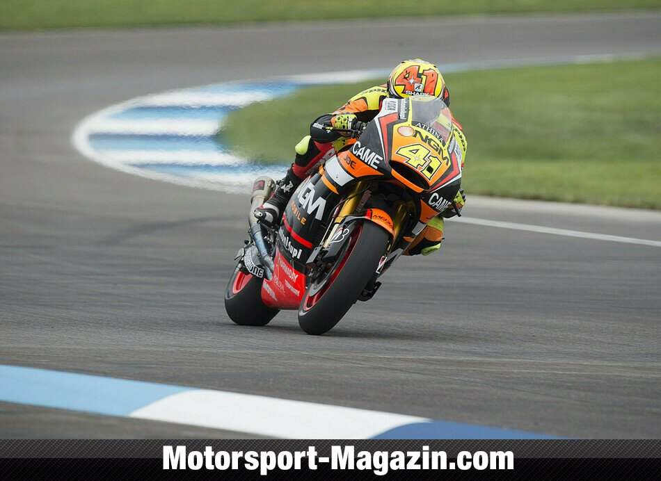 MotoGP 2014, Indianapolis GP, Indianapolis, Aleix Espargar�, Forward Team, Bild: Forward Racing