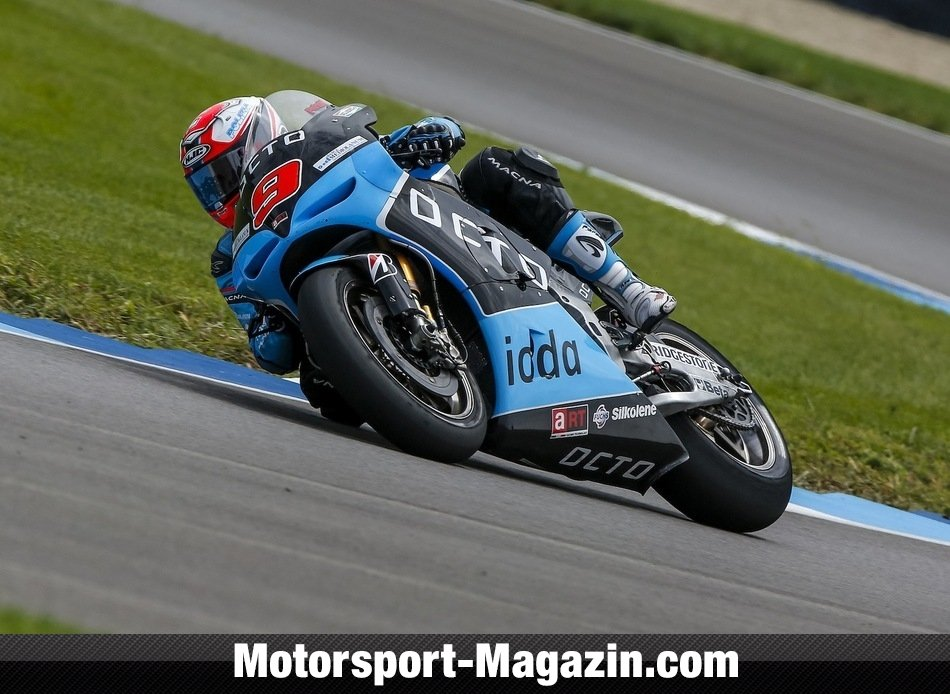 MotoGP 2014, Indianapolis GP, Indianapolis, Danilo Petrucci, Ioda Racing Project, Bild: Ioda Racing Project