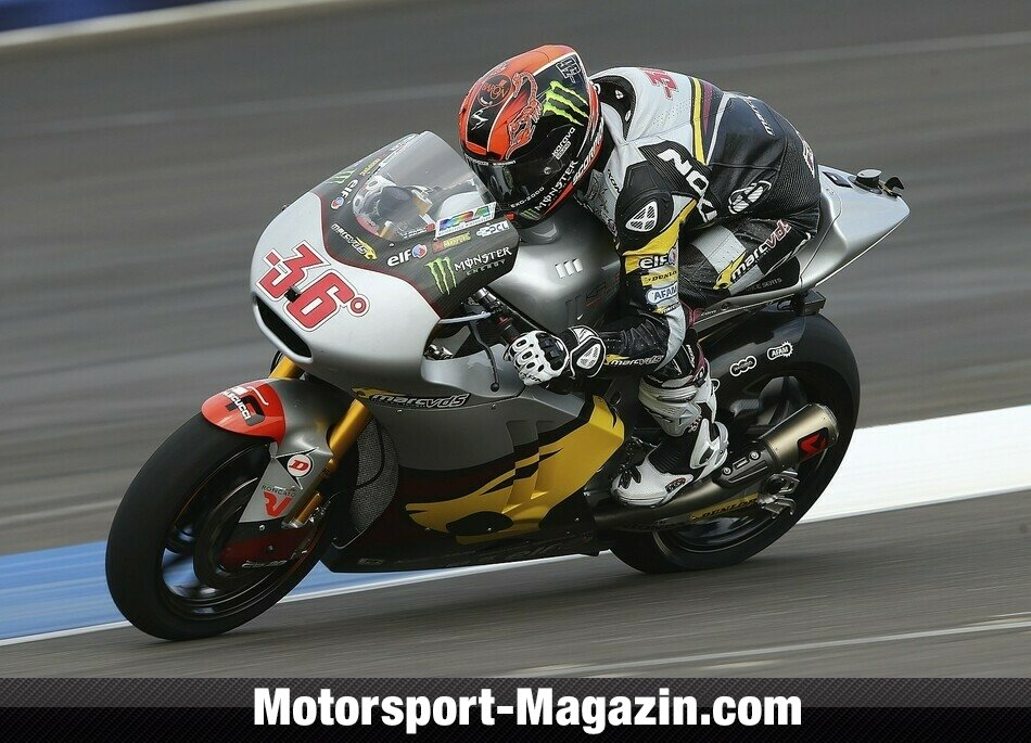 Moto2 2014, Indianapolis GP, Indianapolis, Mika Kallio, Marc VDS Racing Team, Bild: Marc VDS Racing