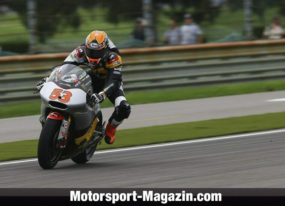 Moto2 2014, Indianapolis GP, Indianapolis, Tito Rabat, Marc VDS Racing Team, Bild: Marc VDS Racing