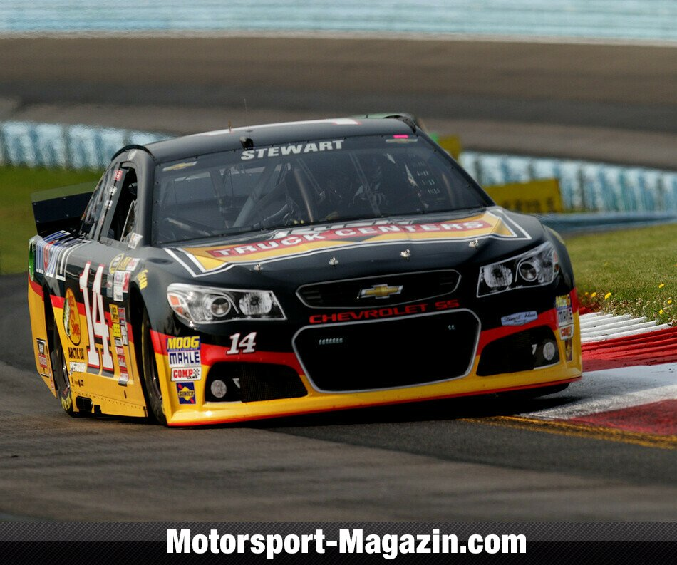 NASCAR 2014, Cheez-it 355 at The Glen, Watkins Glen, New York, Bild: NASCAR